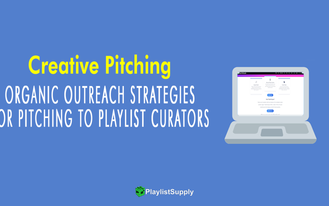 How to contact best playlist curators in the music industry